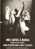 """Mis cartas a María. Resumen de las célebres """"Cartas de Noverre sobre la danza y el ballet"""""""