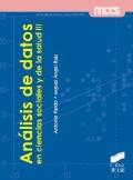 Análisis de datos en ciencias sociales y de la salud III