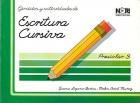 Ejercicios y actividades de escritura cursiva. Preescolar 3.