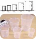 Jarras de medida (5 piezas)