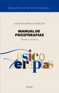 Manual de psicoterapias. Teoría y técnicas