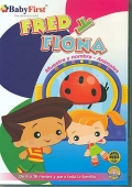 Fred y Fiona. Muestra y nombra - Animales. Baby First ( DVD ).