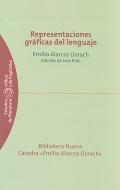 Representaciones gráficas del lenguaje.