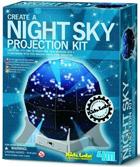 Crea el cielo nocturno (Night sky)