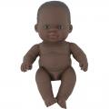 Baby africano niño (21 cm)