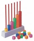 Ábaco multibase (90 piezas)