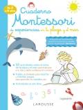 Cuaderno Montessori de experiencias en la playa y el mar (de 3 a 6 años)