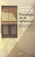 Psicología de la senectud
