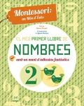 El meu primer llibre de nombres amb un munt d'adhesius fantàstics
