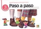 Paso a Paso. 3 años. Acción tutorial en educación infantil