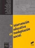 Intervención educativa en inadaptación social