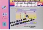 Competencia curricular. Lengua castellana 5 de primaria. (Cuaderno alumno y solucionario)