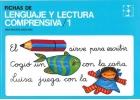 Fichas de Lenguaje y Lectura Comprensiva 1