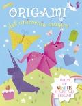 Origami del unicornio mágico