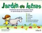 Jardín de letras. Enseñanza de la lectroescritura desde un aprendizaje por competencias.