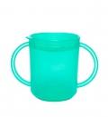 Recessed Lid Cup Verde (Copa de tapa empotrada)