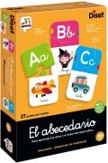 El abecedario ¿Qué letras forman el abecedario?