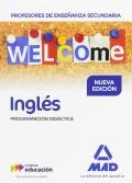 Inglés. Programación Didáctica. Cuerpo de Profesores de Enseñanza Secundaria.