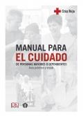Manual para el cuidado de personas mayores o dependientes. Guía practica y visual.