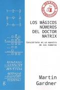 Los mágicos números del Doctor Matrix. Conviértete en un maestro de los números