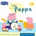 Leo con Peppa Nº3. Un cuento para cada letra: t, d, n, f, r/rr, h