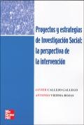 Proyectos y estrategias de investigación social: la perspectiva de la intervención