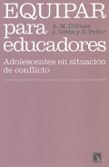Equipar para educadores. Adolescentes en situación de conflicto