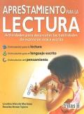 Aprestamiento para la lectura. Actividades para desarrollar las habilidades de expresión oral y escrita.