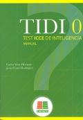 TIDI-0 Test ICCE de inteliegencia