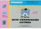 Meta-comprensión lectora. Promelec. Programa para la mejora de la lectura y la escritura.