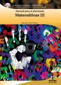 Manual para el alumnado de Matemáticas III. Colección Enseñanza Multicultural.