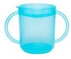 Recessed Lid Cup Azul (Copa de tapa empotrada)