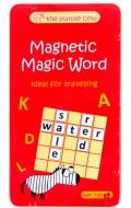 Palabra mágica magnética. Ideal para viajar