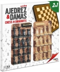 Ajedrez & Damas (chess & draughts)