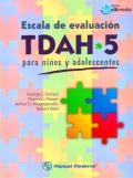 Escala de evaluación TDAH 5 para niños y adolescentes