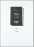 T.A.L.E. Test de análisis de lectoescritura. Sobre 3. Registro de escritura