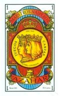 Baraja 50 cartas española en caja