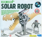 Eco robot solar (Green science solar robot)