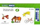 Ejercicios para niños de educación infantil 4 - Mini Arco