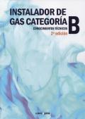 Instalador de gas categoría B: conocimientos técnicos.
