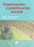 Organización y planificación escolar.