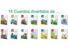 Paquete de Cuentos Divertidos (14 libros)