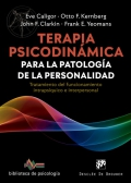 Terapia psicodinámica para la patología de la personalidad. Tratamiento del funcionamiento intrapsíquico e interpersonal
