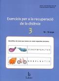 Exercicis per a la recuperació de la dislexia-3 10-12 anys