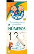 Mini abremente. Para aprender y divertirse con los primeros números.