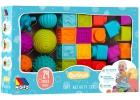 Juego sensorial para bebé 24 piezas (Play&Sense)