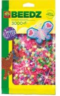 Cuentas brillantes para planchar (3000 piezas)
