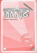 Cuaderno de Aplicación de BADYG E3, Bateria de Aptitudes Diferenciales y Generales.