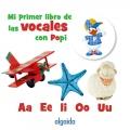 Mi primer libro de las vocales con popi