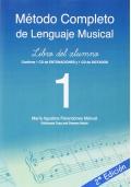 Método completo de lenguaje musical. Libro del alumno 1. (Con 2 CD)